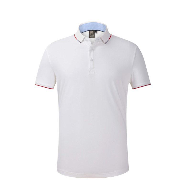 9018#冰離子T恤企業polo衫定制t恤短袖印logo廣告文化衫公司工作服刺繡工衣訂做