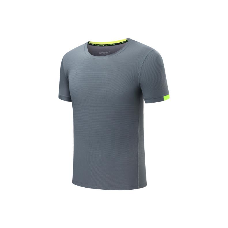 新款7111速干圆领(男女)运动速干衣T恤定制团建骑行马拉松POLO文化广告衫印LOGO工作服装