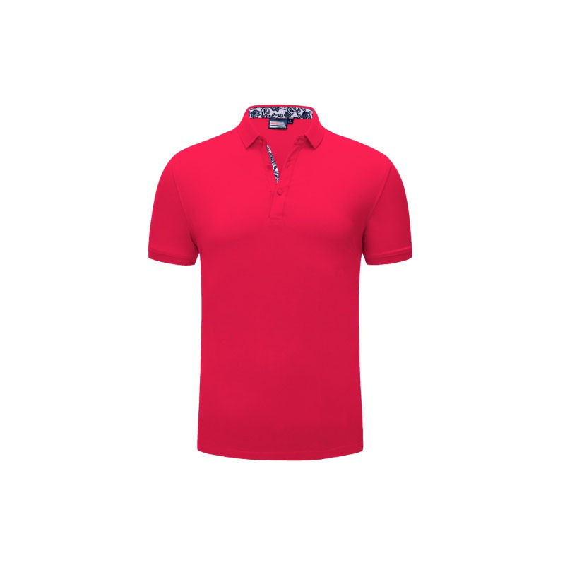 2759#歐根棉T恤 polo衫定制t恤印logo短袖工作服工衣訂做文化衫同學聚會衣服刺繡